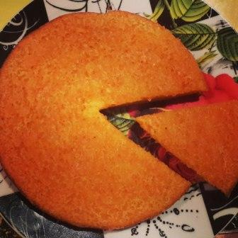 Морковный пирог в мультиварке рецепт