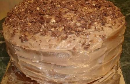 Рецепт шоколадный торт в мультиварке