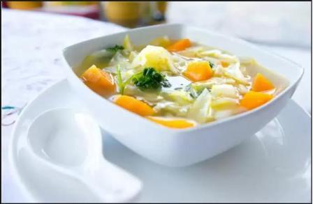 суп овощной в мультиварке рецепт