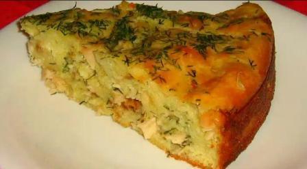 пирог с картошкой и с грибами в мультиварке