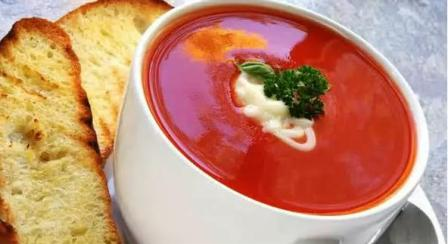 Томантный суп в мультиварке Редмонд