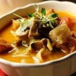 Готовим в мультиварке «Редмонд» грибной суп