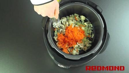 Пошаговый рецепт приготовления грибного супа в мультиварке