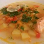 Рыбный суп в мультиварке, как на костре!