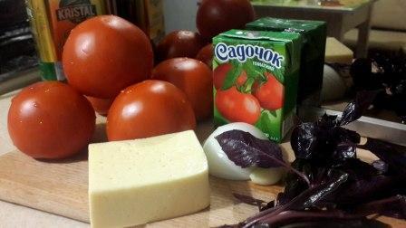 томатный суп ингредиенты