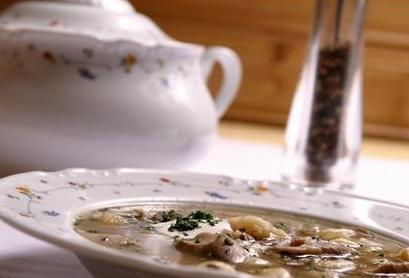 Вкусный и сытный суп из индейки в мультиварке
