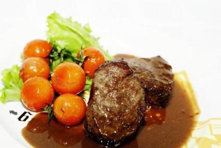новогоднее мясо в мадариновом соусе в мультиварке