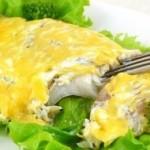 Готовим рыбу с сыром в мультиварке