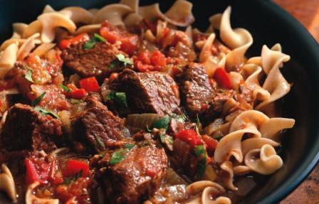 Пошаговый рецепт подливы из говядины в мультиварке
