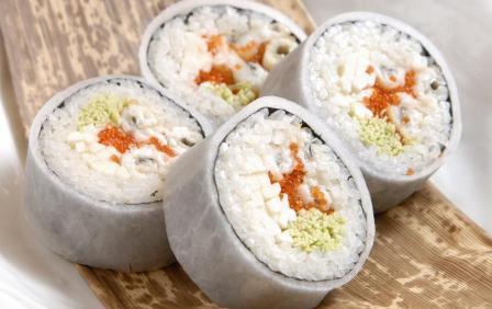 как варить рис в мультиварке для суши