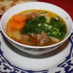 Суп шурпа в готовим мультиварке