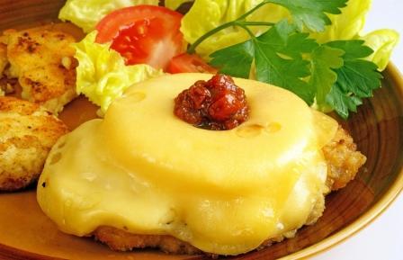 пошаговый рецепт свинины с ананасами в мультиварке