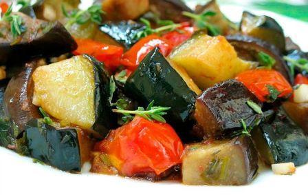 Как готовить соте из овощей